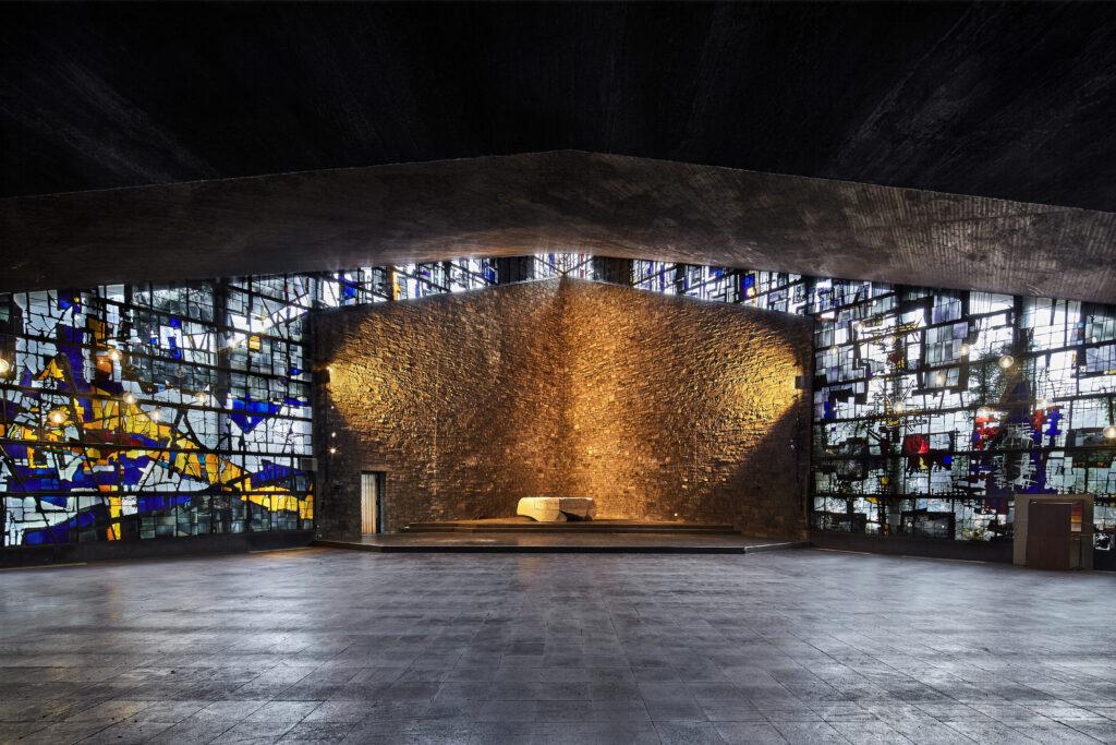 St Barbara Duisburg © Christian Huhn
