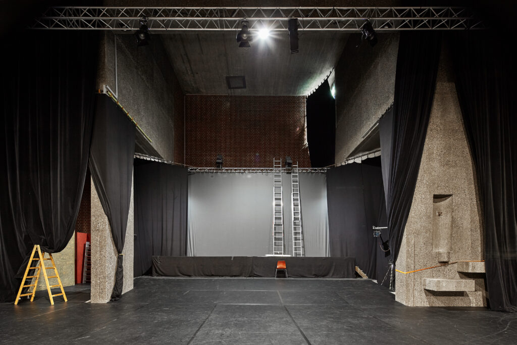 Theater Total Foto: © Christian Huhn