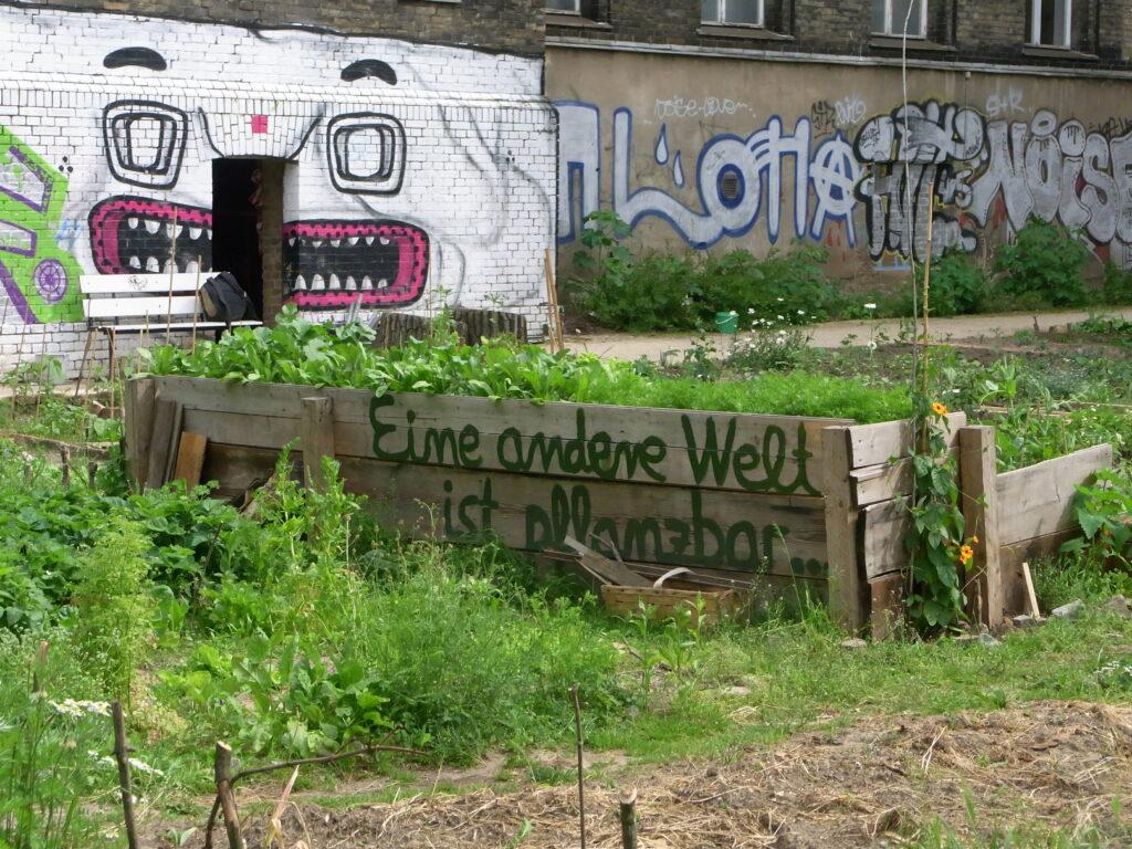 Gemeinschaftsgarten Berlin