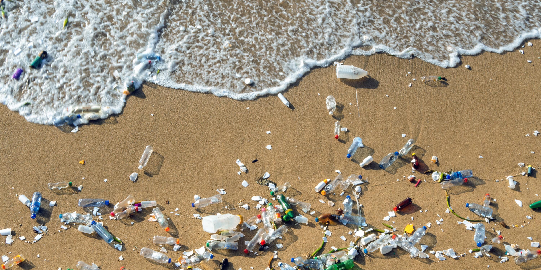 Müll Nachhaltigkeit Problem