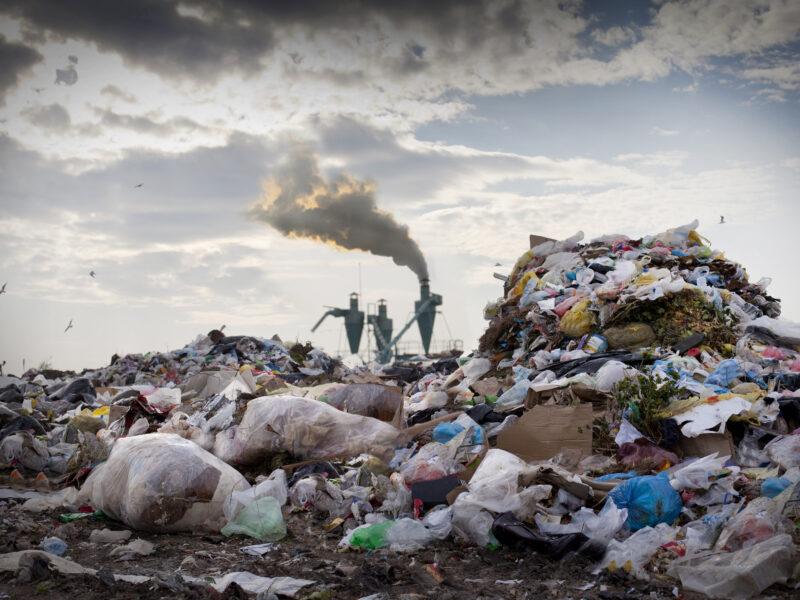 Müll Verbrennen Nachhaltigkeit