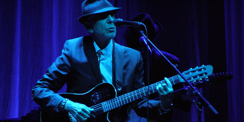 Leonard Cohen Halleluja