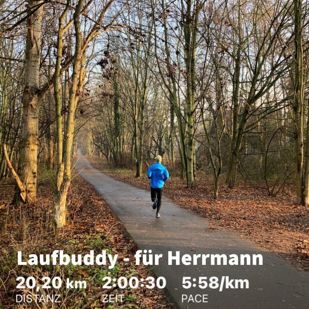 Laufbuddy Herrmann