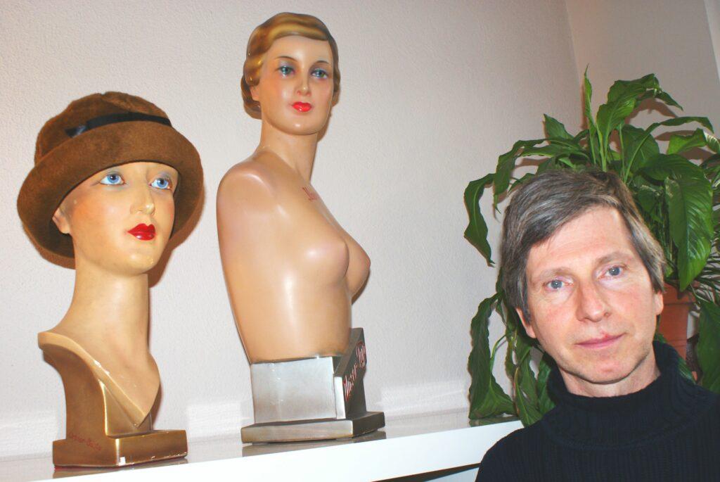 Wolfgang Knapp Schaufensterfiguren