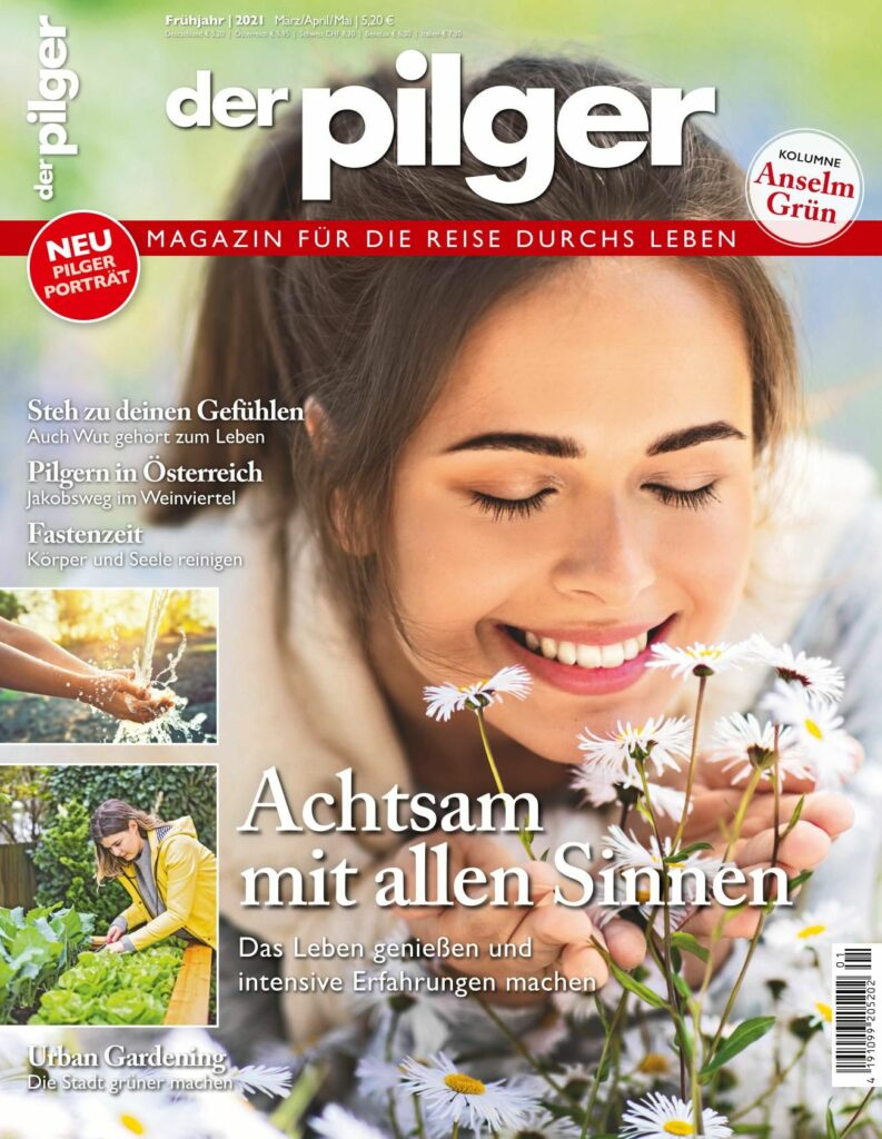 Cover Pilgermagazin =1_21