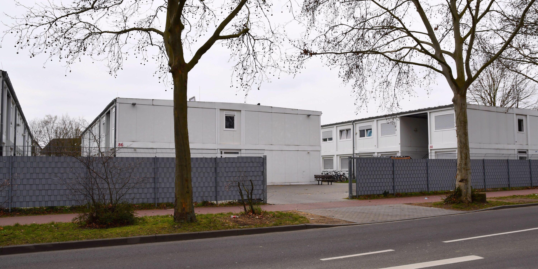 Flüchtlingsunterkunft Ludwigshafen