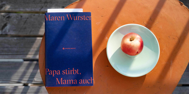 Maren Wurster Buch Papa stirbt