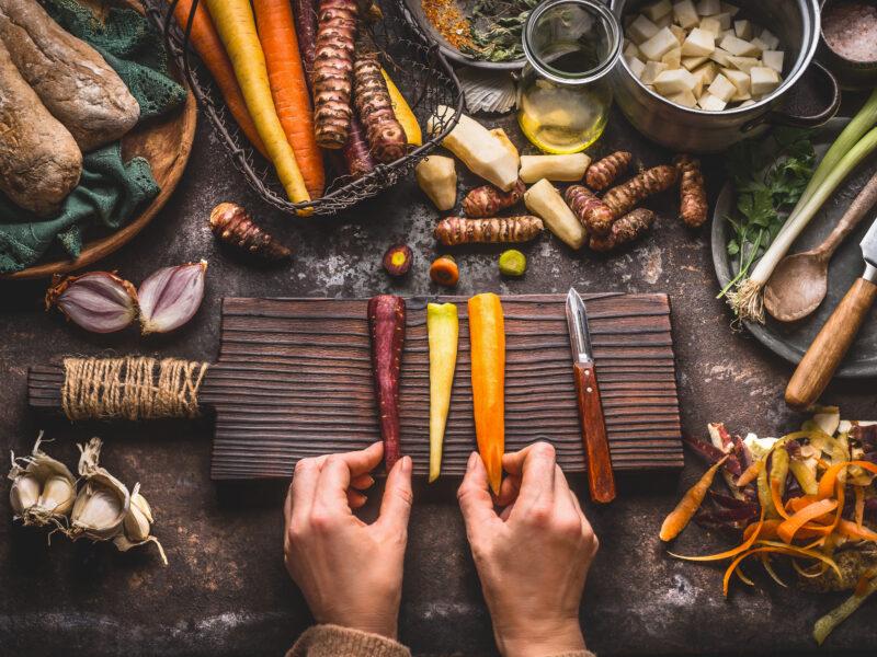 Kochen Geschmack Nachhaltigkeit